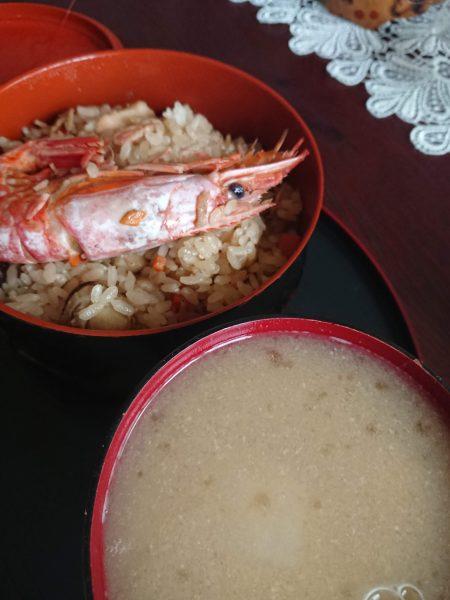 会津コシヒカリで作るご飯