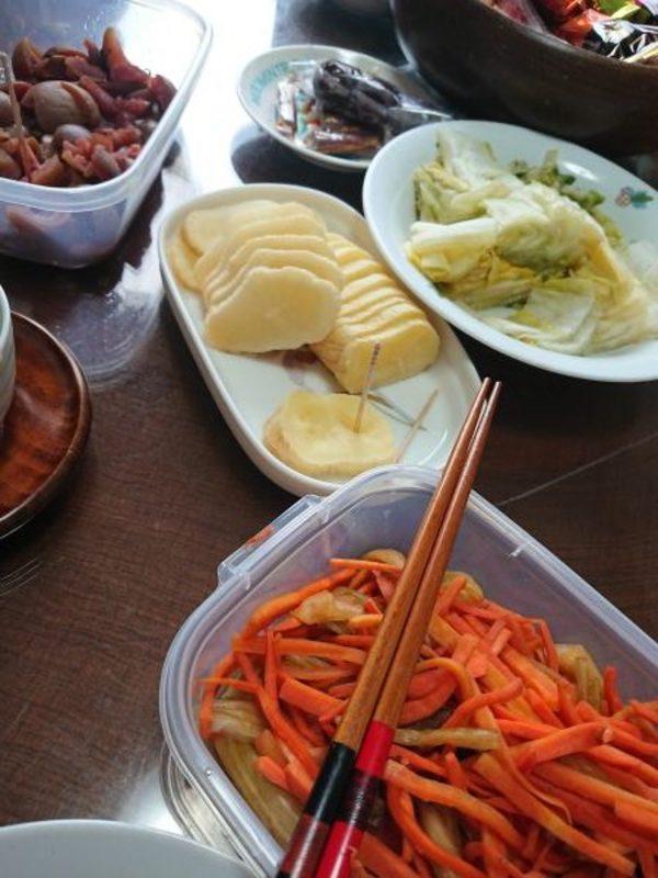 田舎料理は手作り(20キロから送料無料)